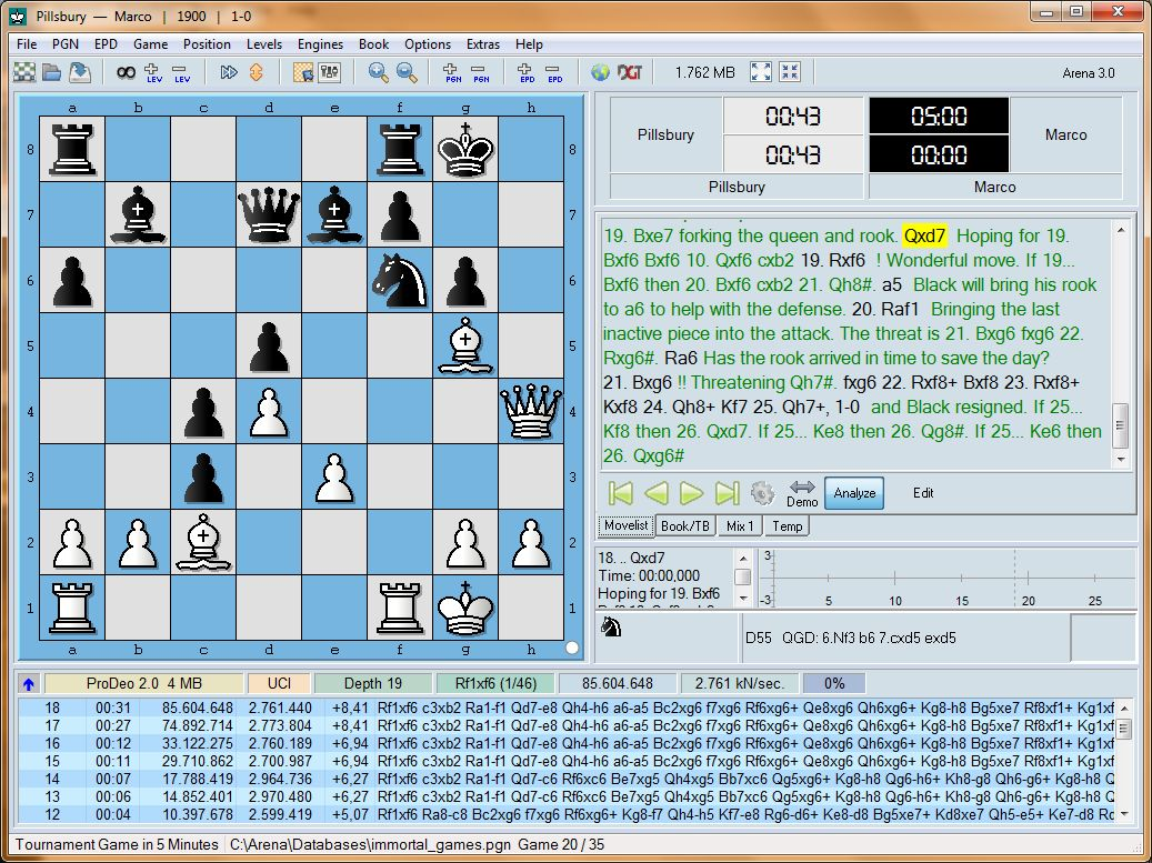 chess games database pgn download